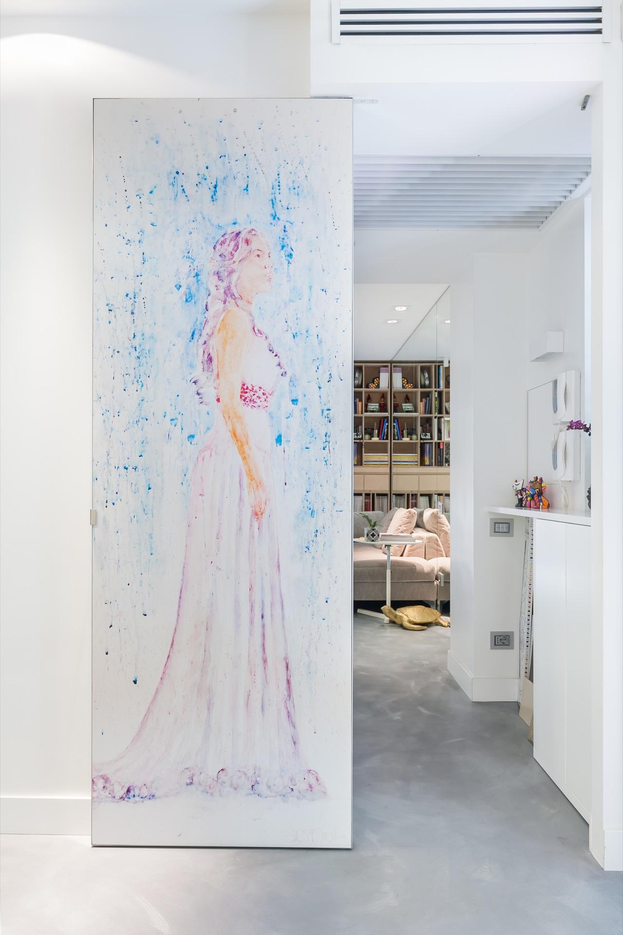 Fantastic Home Silvia Zamarion Archietetto Roma 002