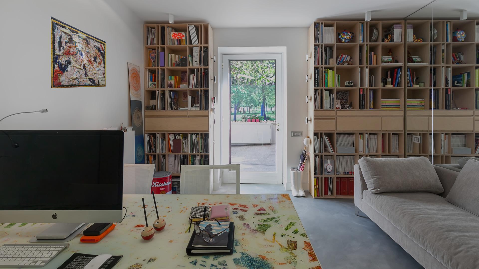 Fantastic Home Silvia Zamarion Architetto Roma 002