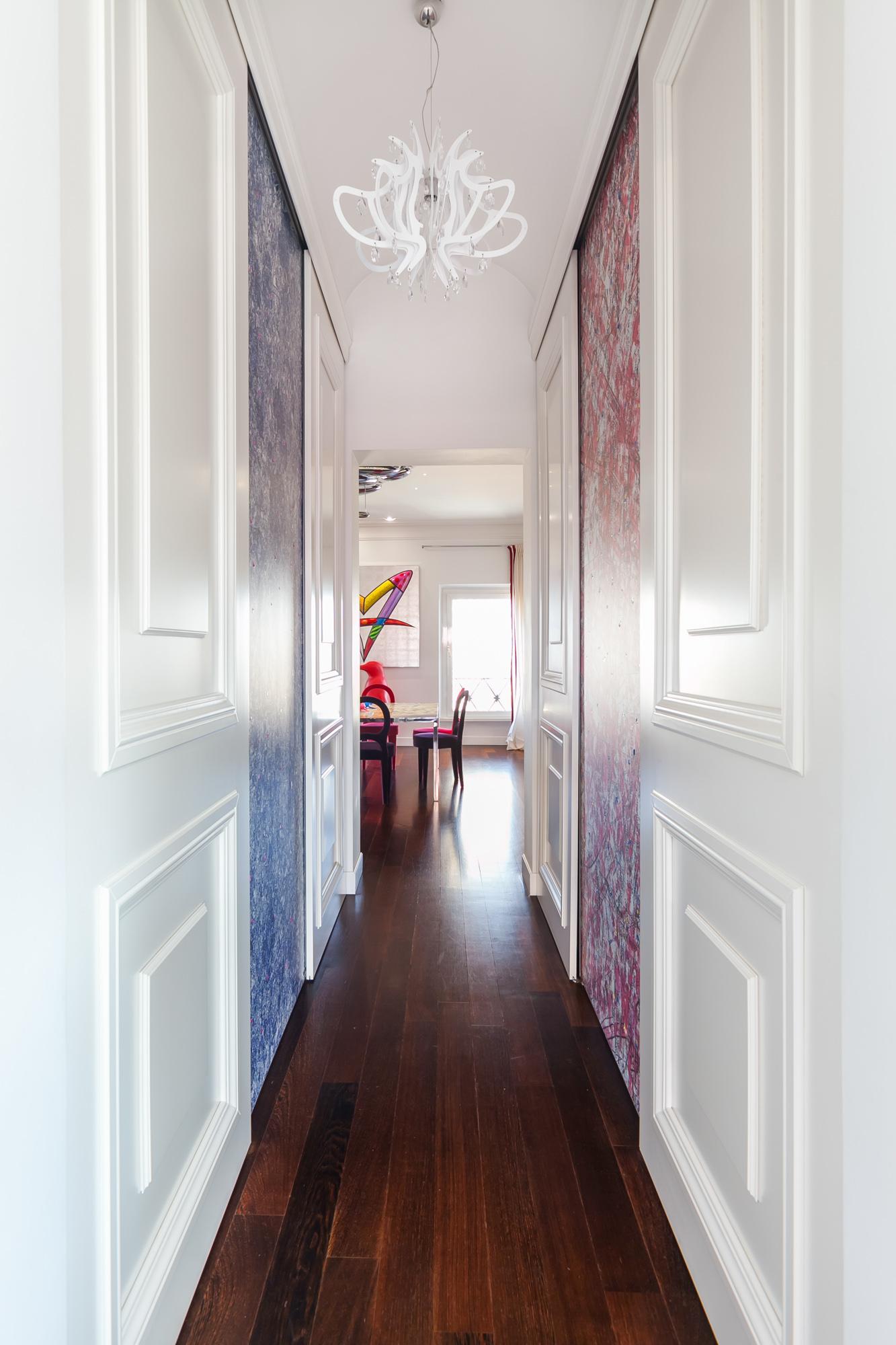 Interesting fantastic home silvia zamarion architetto roma - Architetto interni roma ...